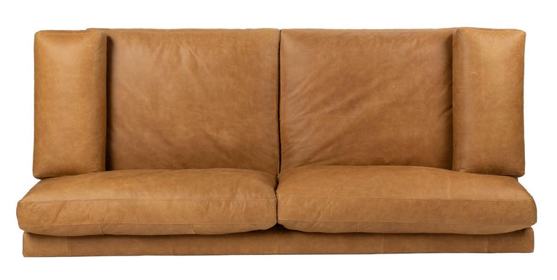 Sampson Italian Leather Sofa