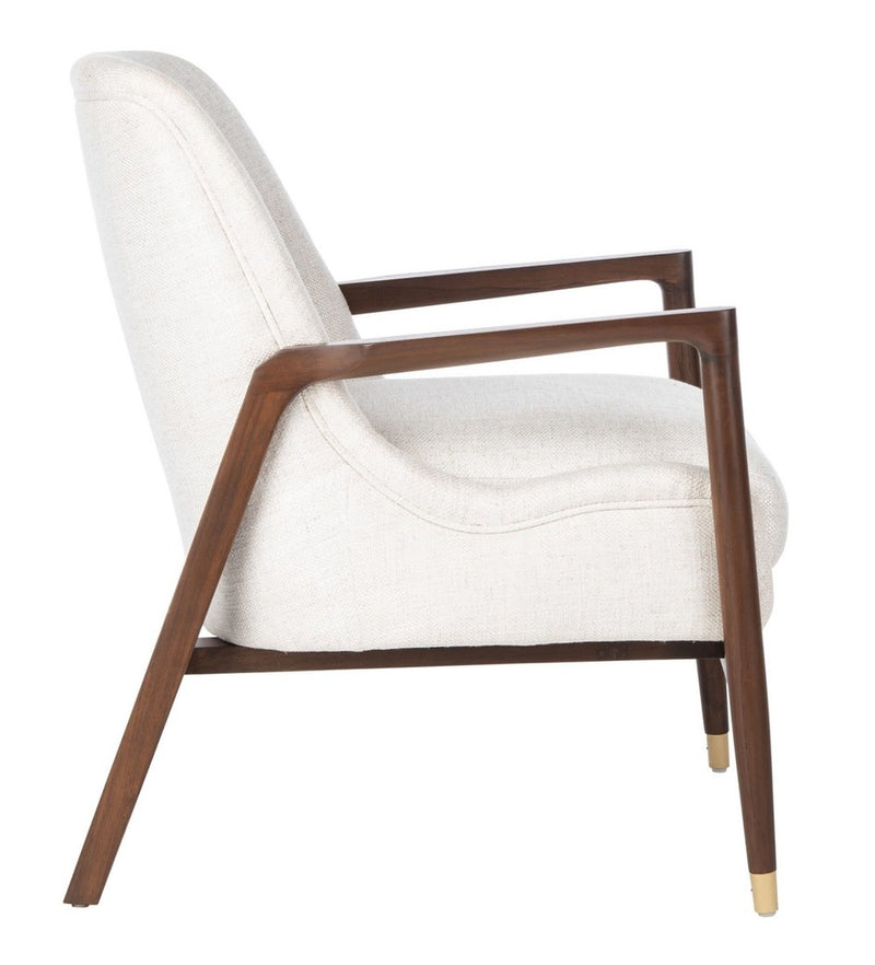 Flannery Mid- Century Accent Chair