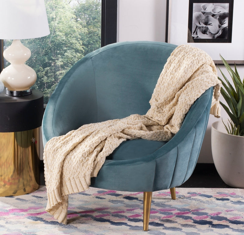 Adara Knit Throw