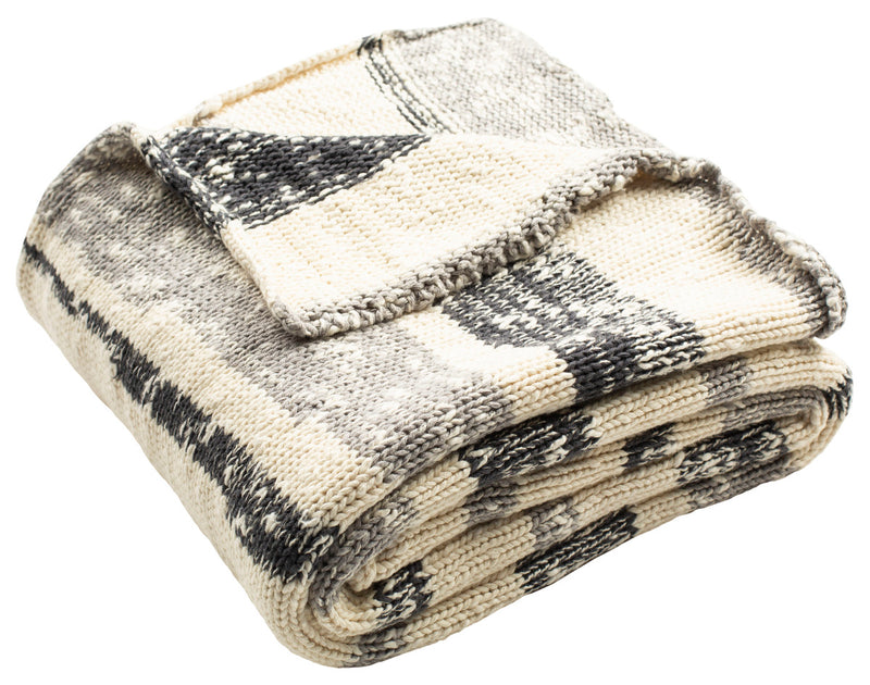 Imani Knit Throw