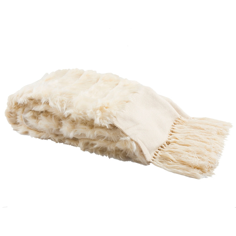 Faux Fur Alexi 20 X 80 Bed Runner