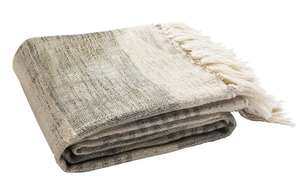 Voleta Metallic Throw