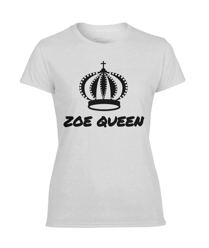 ZOE QUEEN T-shirt Women's Performance Tee