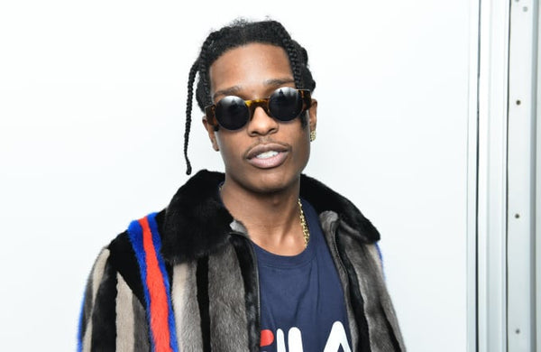 ASAP Rocky's Biggest Challenge: Making Under Armour Cool