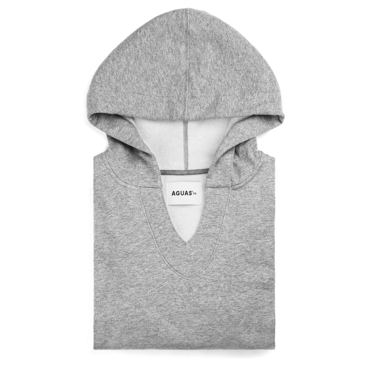 Aguas Poncho - Heather Grey