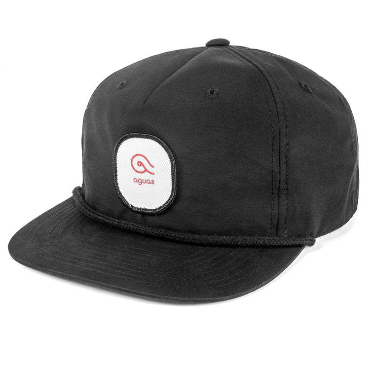 Shipwrecks Snapback - Black