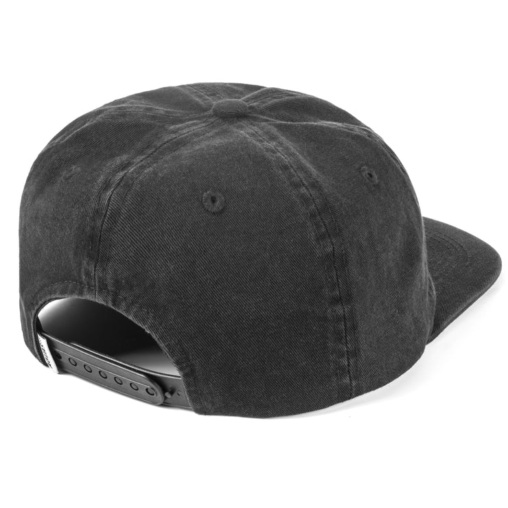 Aguas SF Snap Back - Pirate Black