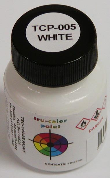 TCP-005 Tru-Color Paint White