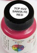 TCP-022 Tru-Color Paint Santa Fe Red - Lone Star Collectibles