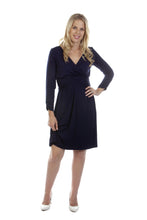 Ninth Moon  Maternity - Wrap Feeding dress (size L)