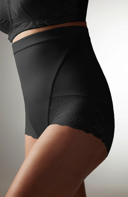 HOTmilk - Eclipse High Waisted French knicker