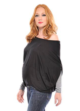 Olian - Tess Slouch Maternity Top