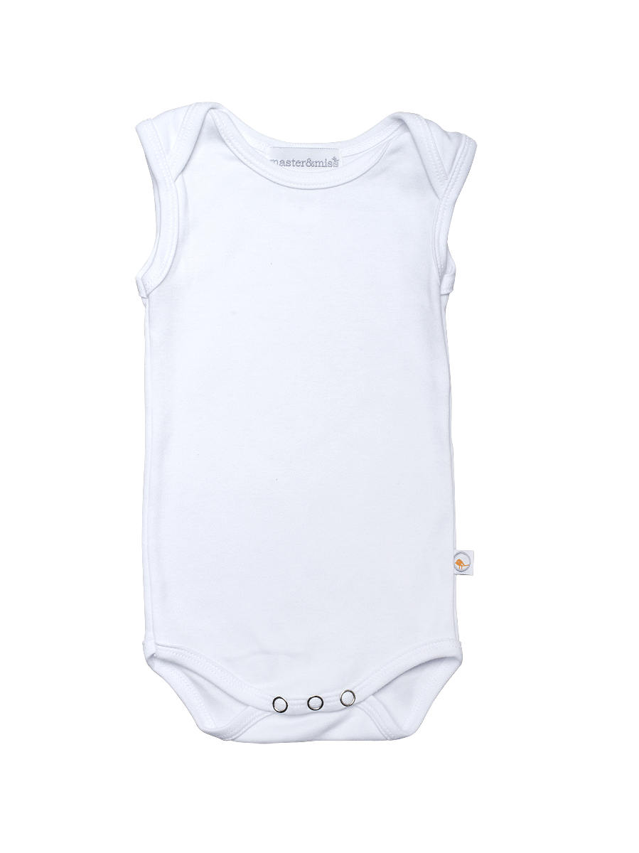 Master & Miss - Organic Cotton Sleeveless Onesie