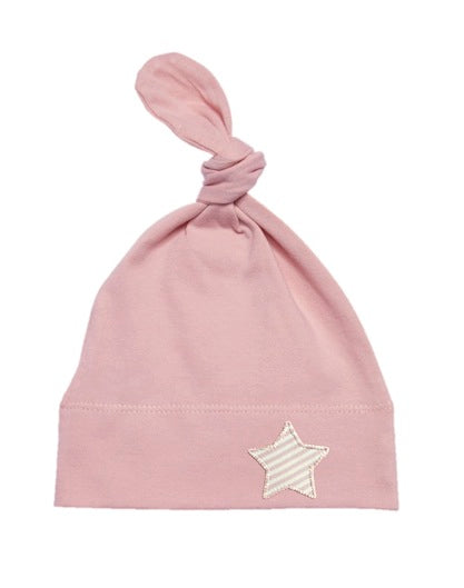 inuk - Pink Star Hat