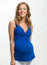 Crave - Knot Front Maternity Top