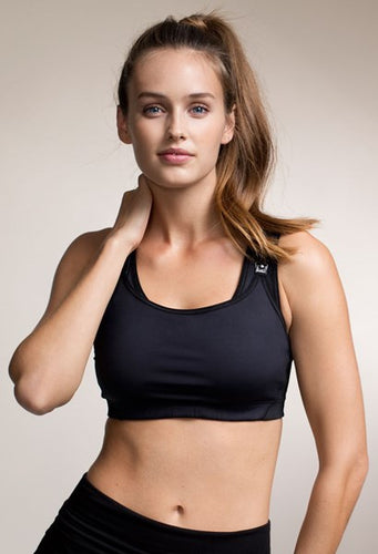 Boob Design - Fast Food Nursing Sports Bra