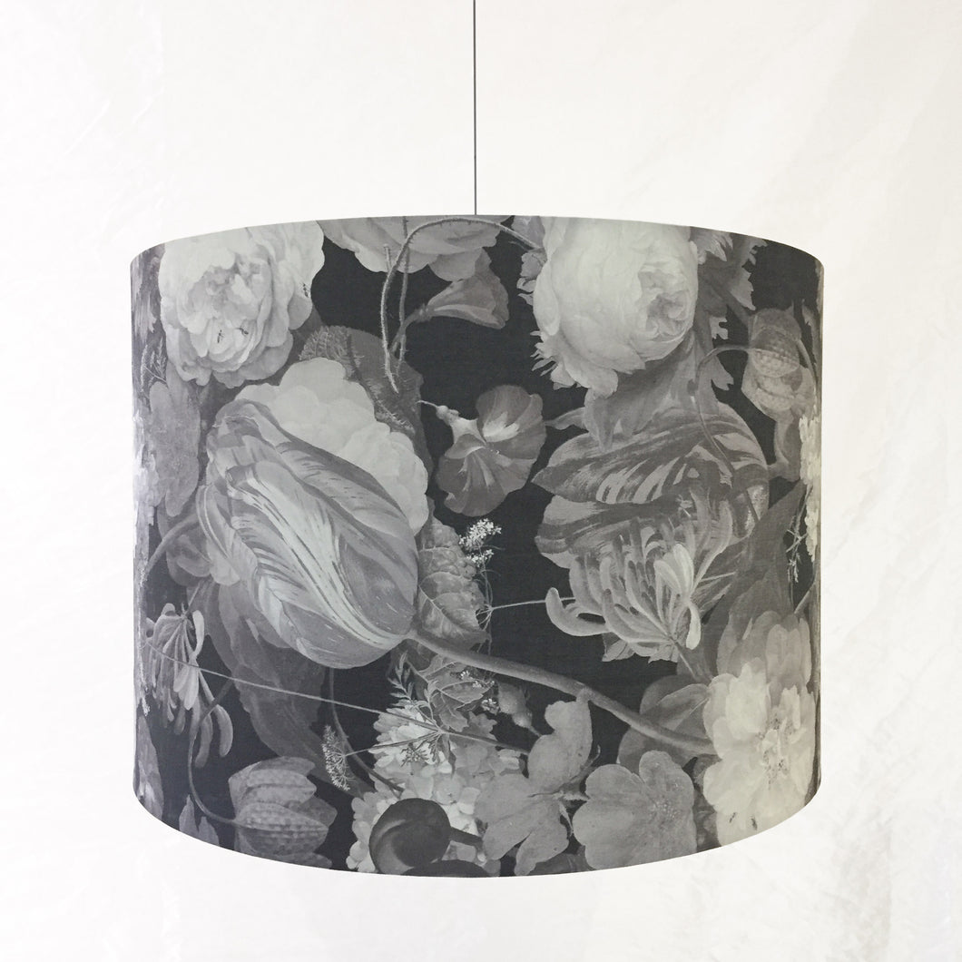 Lampshade - Masterpiece black & white