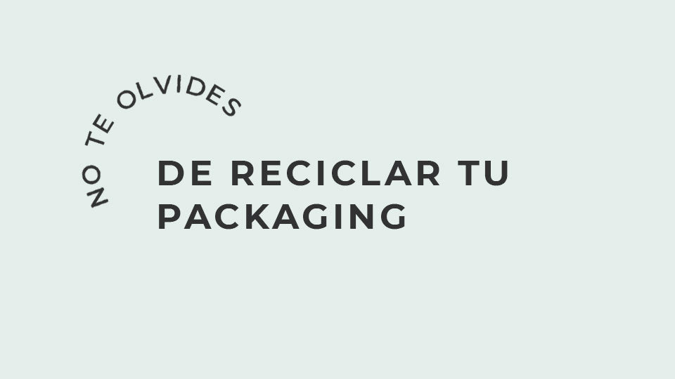Packaging Reciclable