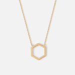 Collar Hexagon