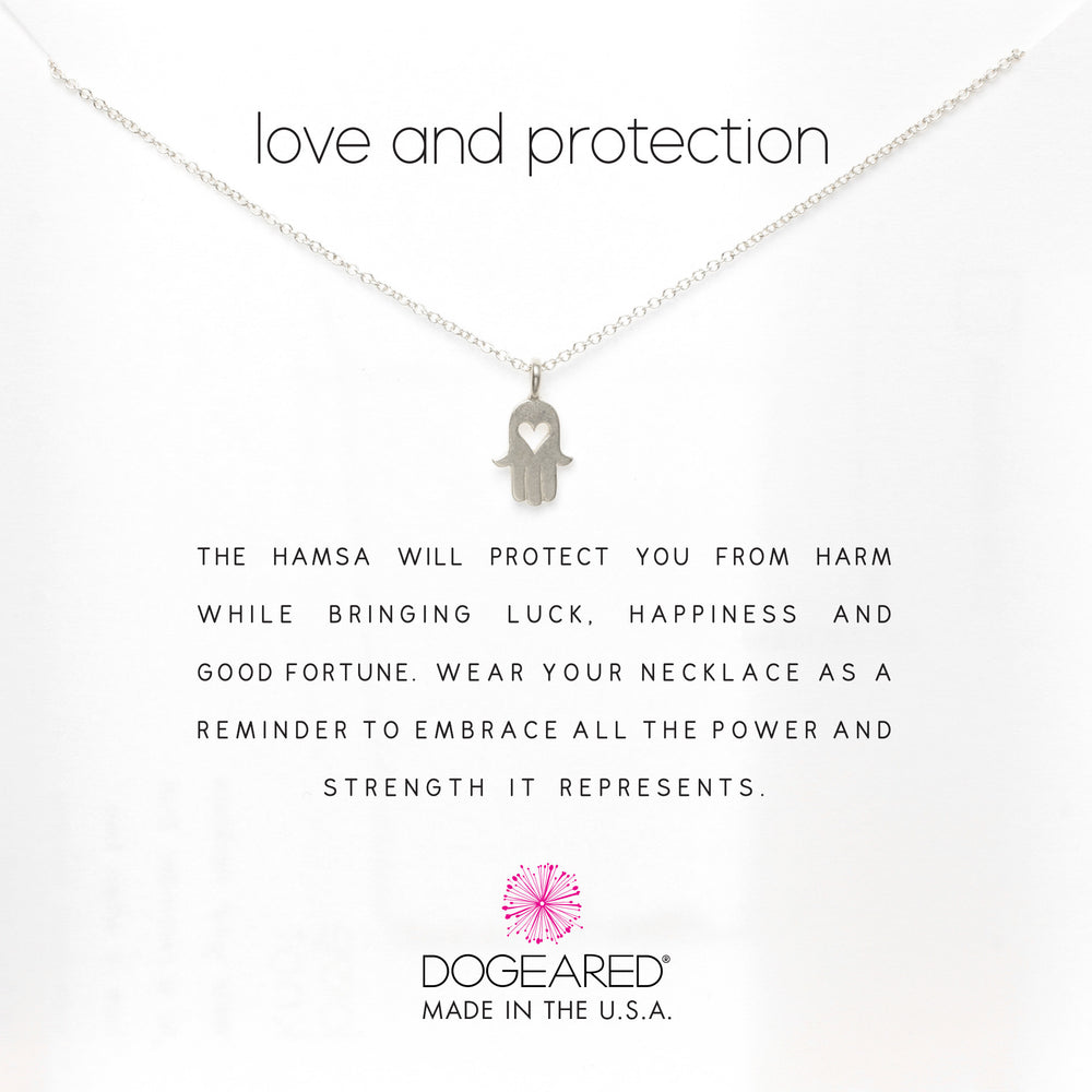 "Collar ""love and protection"""