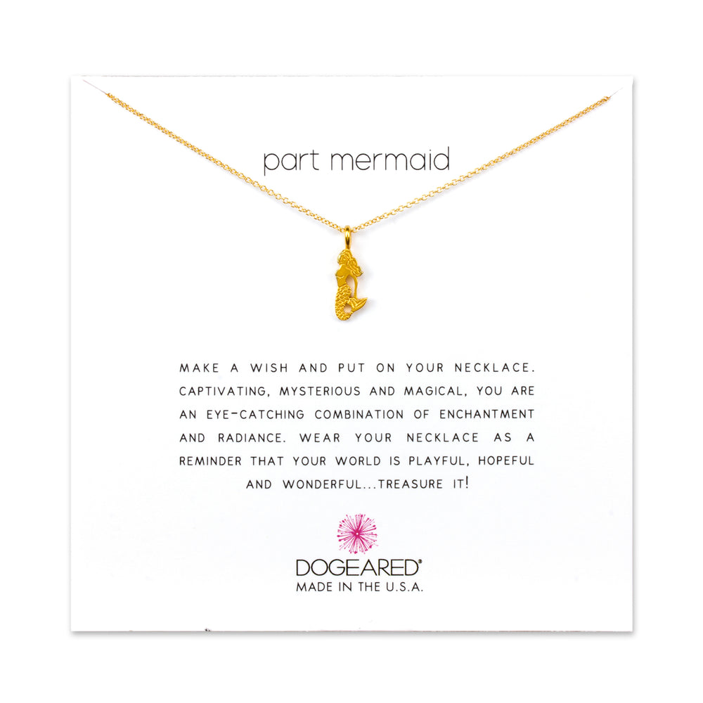 "Collar ""Part Mermaid"""