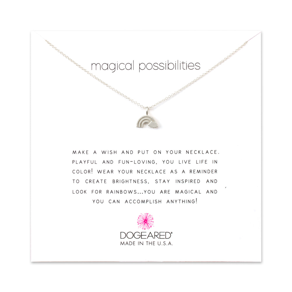"Collar ""Magical Possibilities"""
