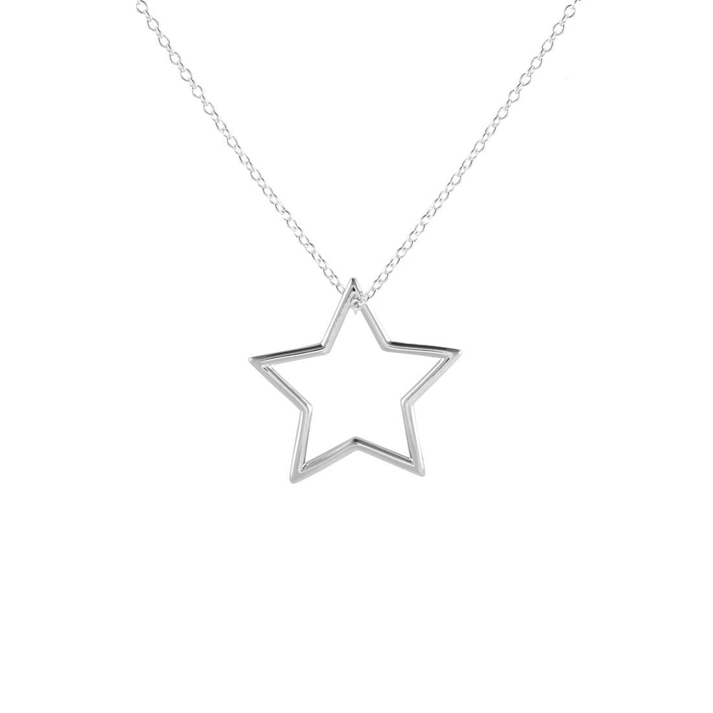 "Collar ""Open Star"""