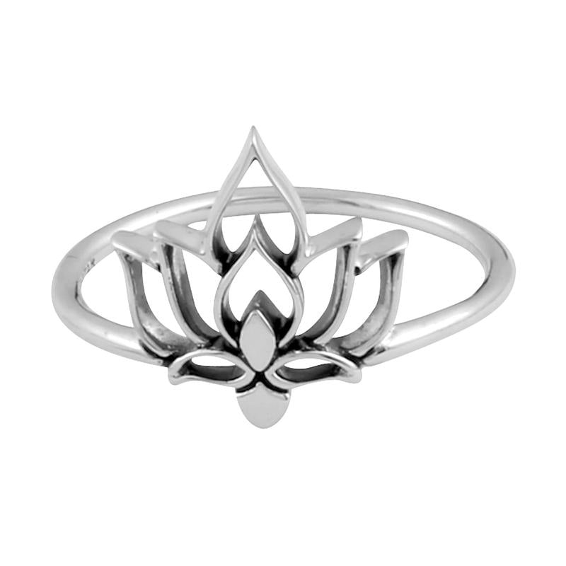 "Anillo ""Lotus Flower"" - Zazü"