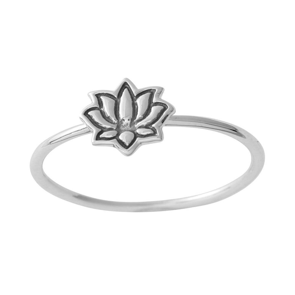 "Anillo ""Floating Lotus"""