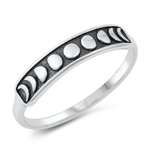 Anillo Fases Lunares
