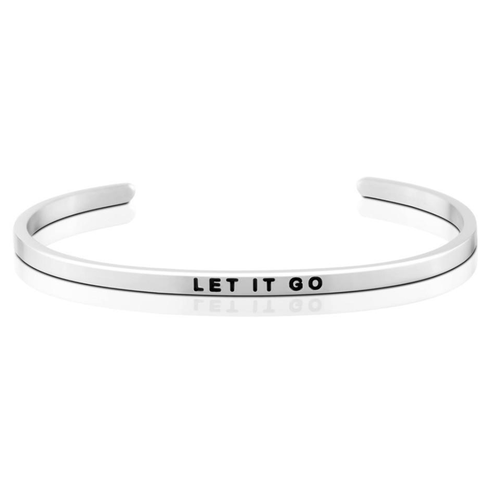 Pulsera Let It Go Acero