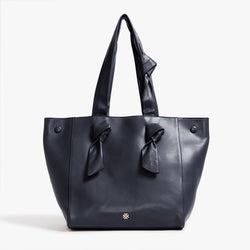 Isla Bahia Leather Navy