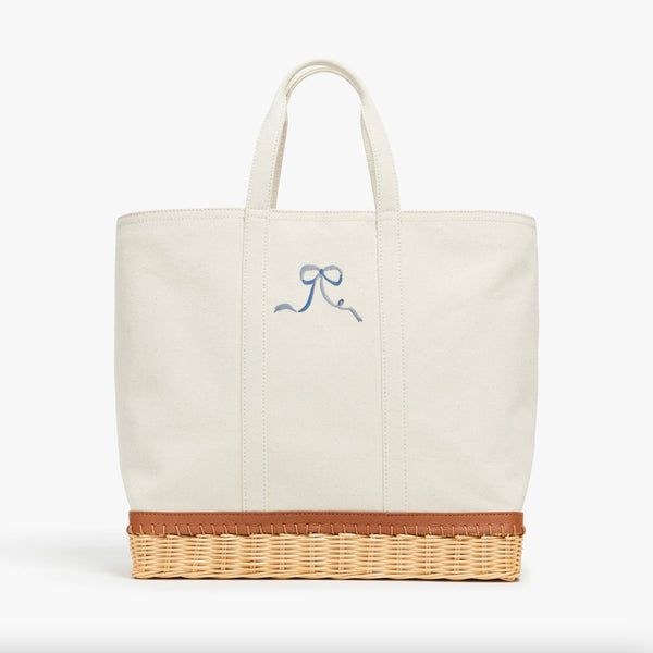 The Gardner Tote Bow