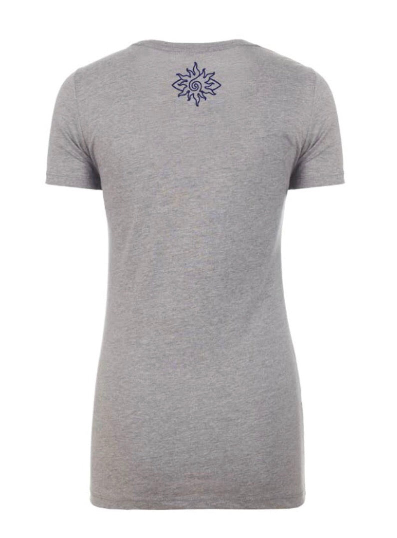 Grey Jypsea V-Neck