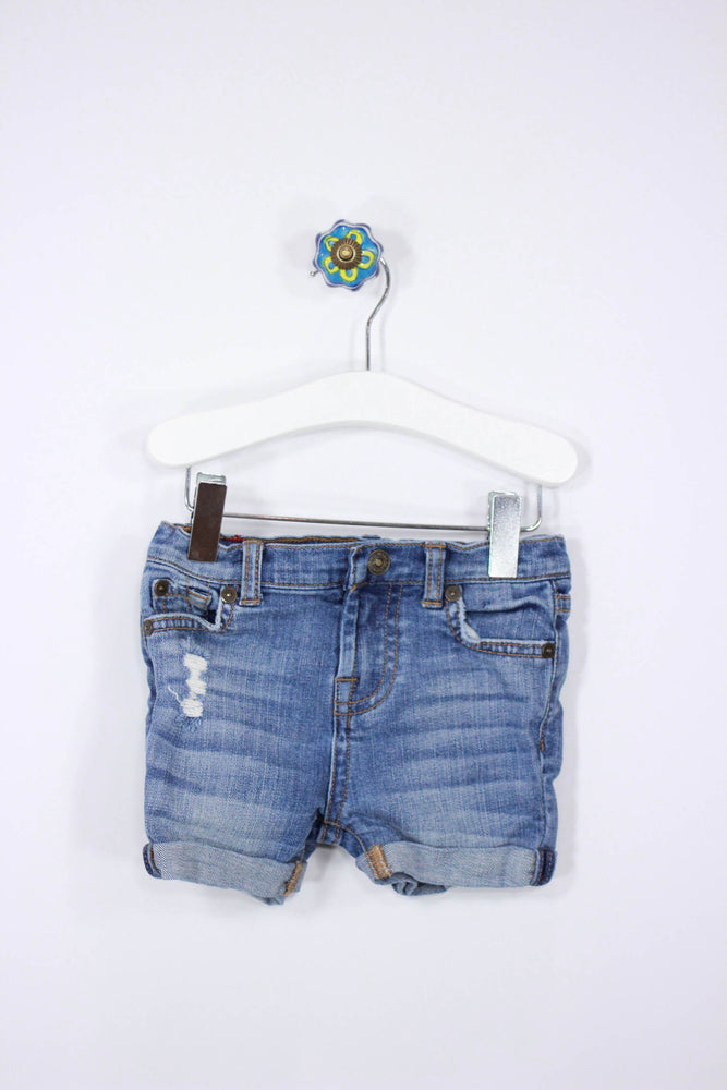 7 For All Mankind Size 24M Denim Shorts - Josie's Friends, LLC