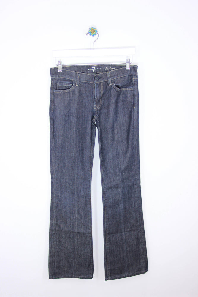 7 For All Mankind Size 28 Bootcut Denim - Josie's Friends, LLC