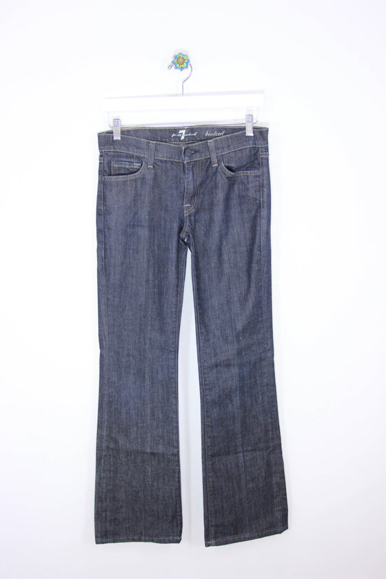 7 For All Mankind Size 28 Bootcut Denim