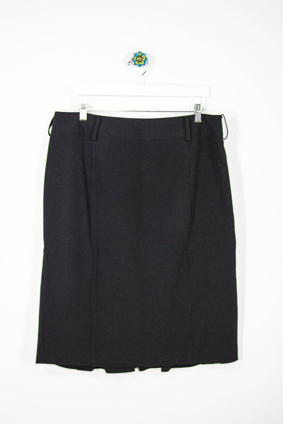 Apt.9 Size XL Black Skirt