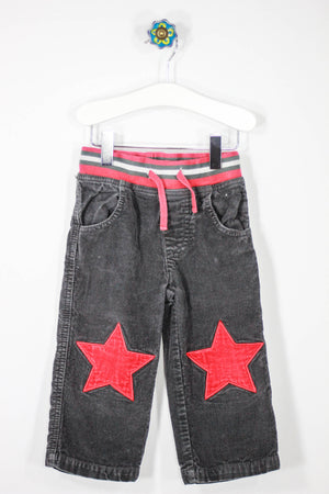 Baby Boden Size 18-24M Corduroy Pull On Pants
