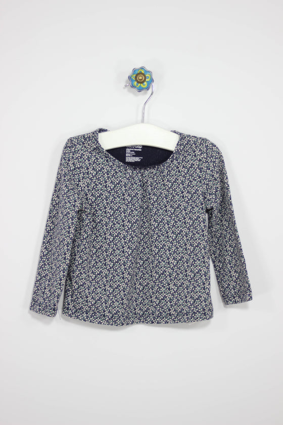Baby Gap Size 18-24M Long Sleeve Top