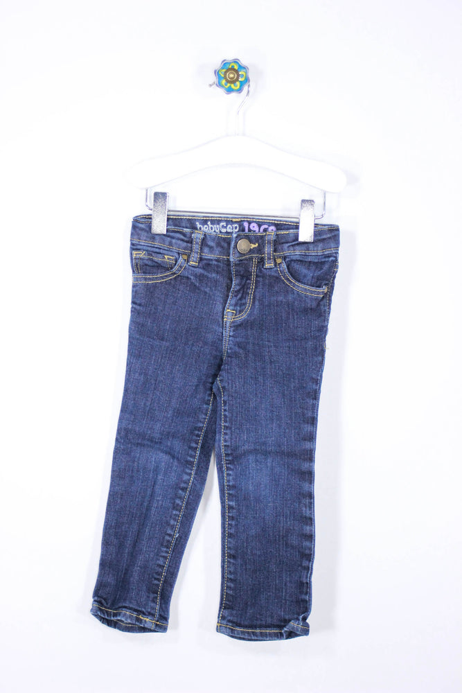 Baby Gap Size 2T Straightleg Denim
