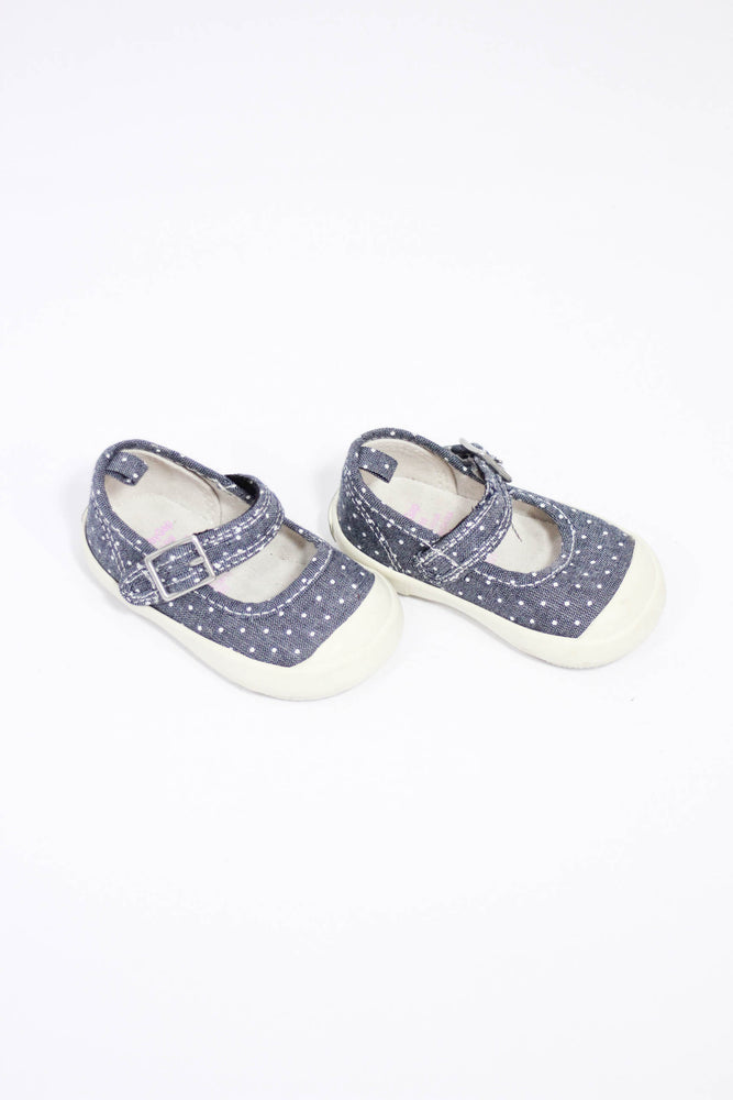 Baby Gap Size 3-6M Cambray Casual Shoes