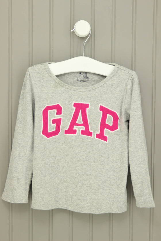 Baby Gap Size 3T GAP Long Sleeve Tee