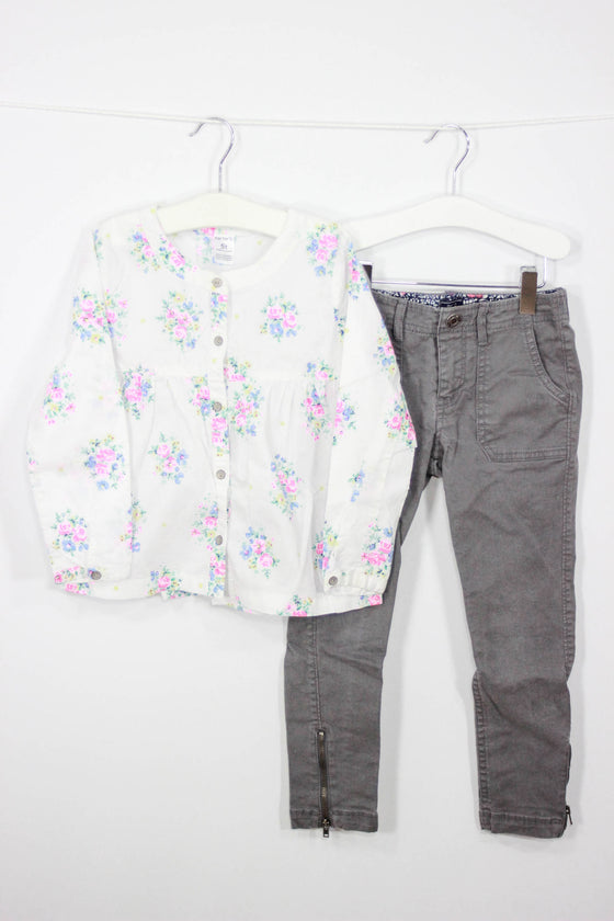 Baby Gap Size 5 Fashion Pants and Tunic