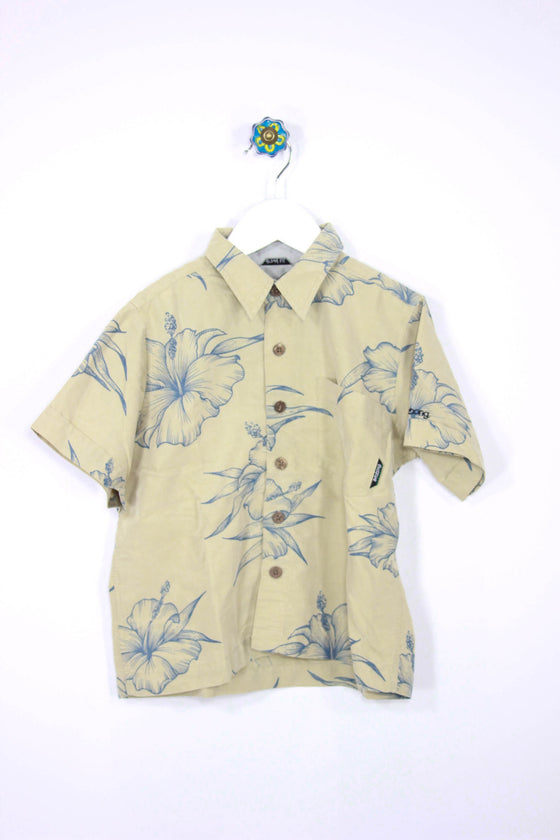 Billabong Size 4/5 Aloha Fit Shirt