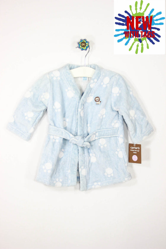 Carter's Size 0-9M Lion Robe