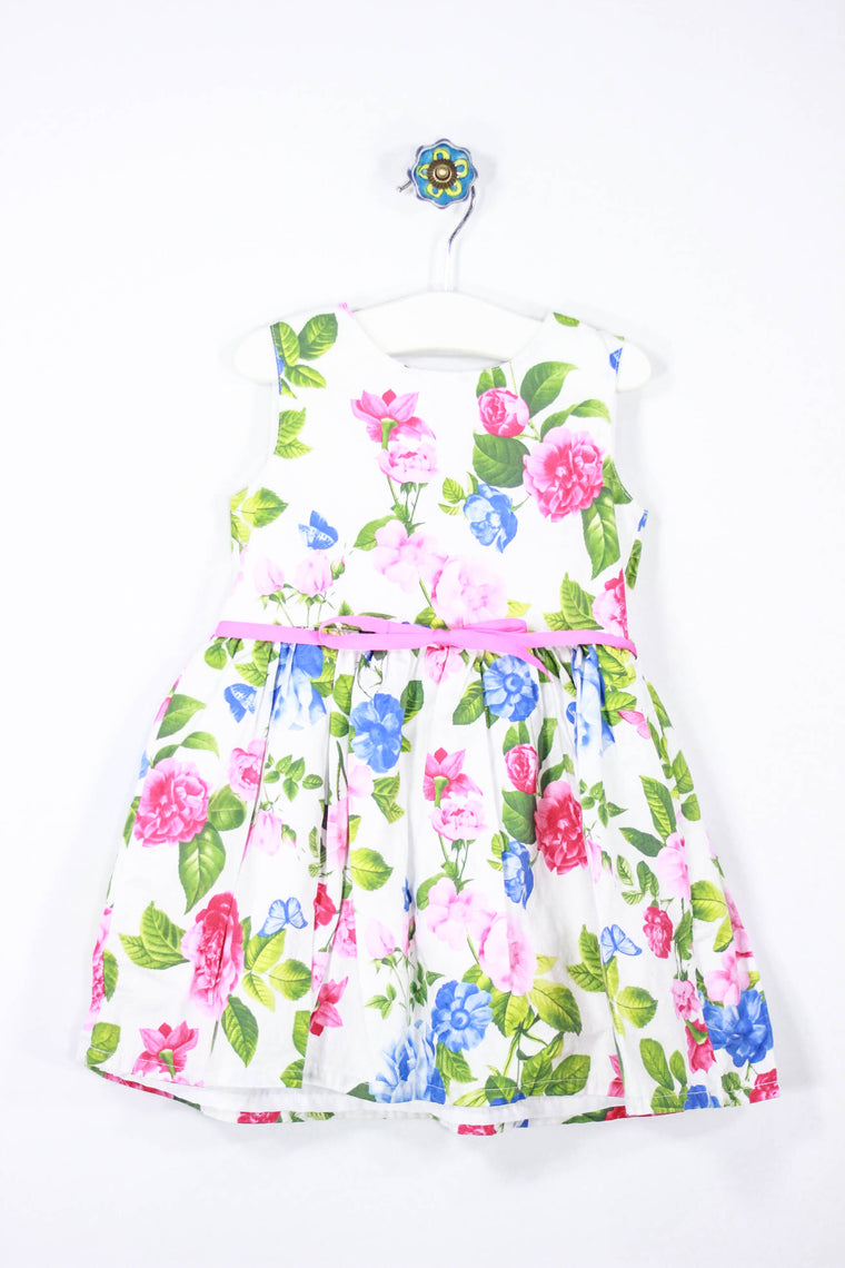 Carter's Size 24M Flower Party Dress