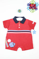 Carter's Size 3M Baseball One Piece