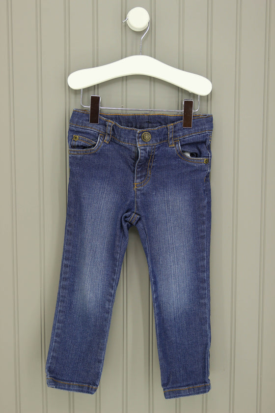 Carter's Size 3T Skinny Denim