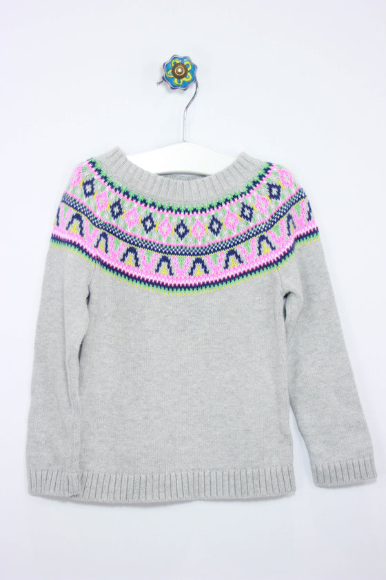 Carter's Size 4 Print Sweater